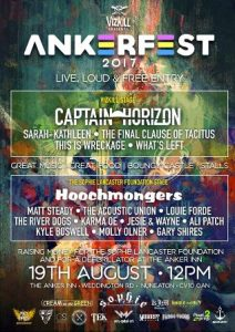 Vizkill Presents AnkerFest 2017 @ The Anker Inn | England | United Kingdom